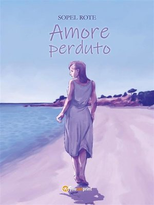 cover image of Amore perduto