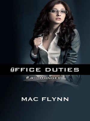 cover image of Hunger--Office Duties, Book 4