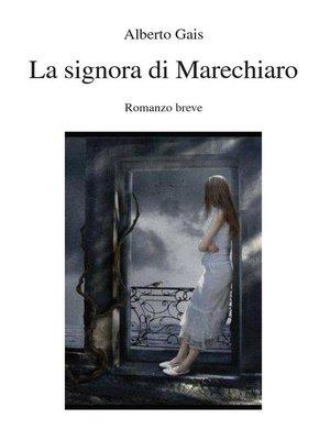 cover image of La signora di Marechiaro