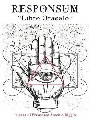 "cover image of Responsum ""Libro Oracolo"""