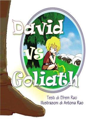 cover image of David vs Goliath