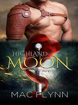 cover image of Highland Moon #6--BBW Scottish Werewolf Shifter Romance