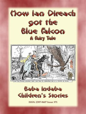 cover image of HOW IAN DIREACH GOT THE BLUE FALCON--A Scottish Children's Story