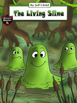 cover image of The Living Slime
