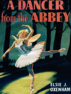 cover image of A Dancer from the Abbey