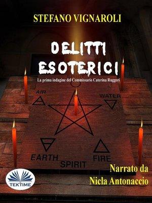 cover image of Delitti Esoterici