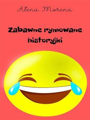 cover image of Zabawne rymowane historyjki