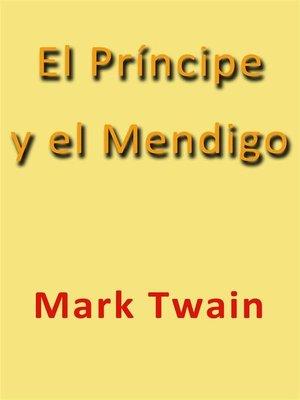 cover image of El principe y el mendigo