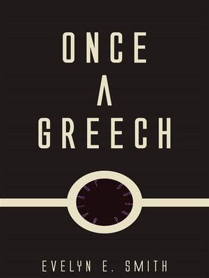 cover image of Once a Greech
