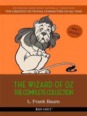 cover image of The Wizard of Oz--The Complete Collection