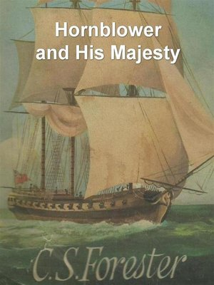 cover image of Hornblower and His Majesty