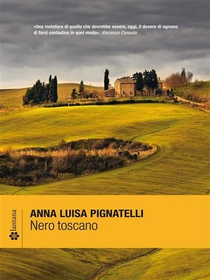 cover image of Nero toscano