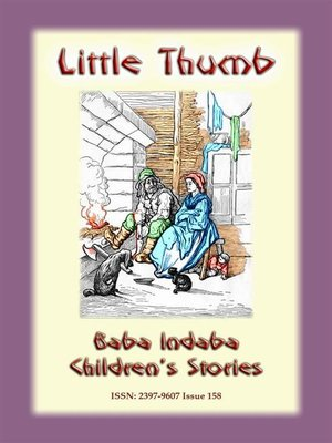 cover image of LITTLE THUMB--A Classic Children's Story