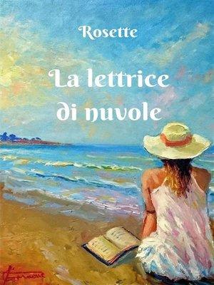 cover image of La lettrice di nuvole