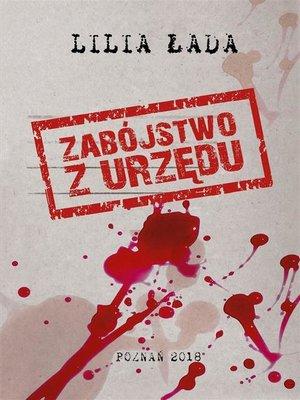 cover image of Zabójstwo z urzędu