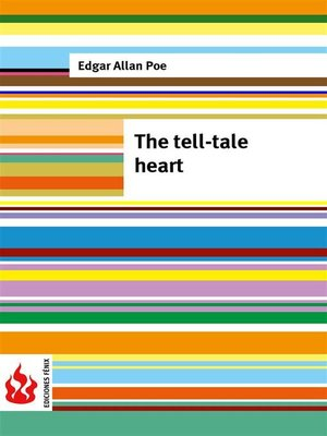 cover image of The tell-tale heart (low cost). Limited edition
