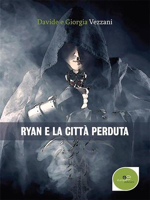 cover image of Ryan e la città perduta