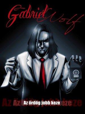cover image of Az ördög jobb keze