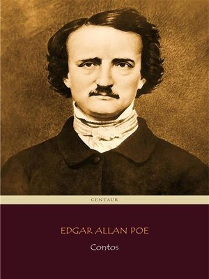 cover image of Contos de Edgar Allan Poe