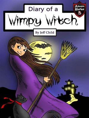 cover image of Diary of a Wimpy Witch