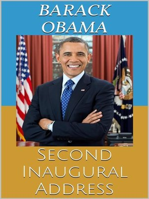 cover image of Second Inaugural Address