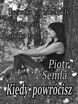cover image of Kiedy powrócisz