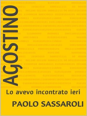 cover image of Agostino