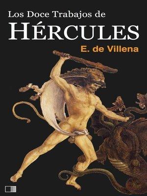 cover image of Los doce trabajos de Hércules