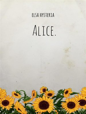 cover image of Alice.