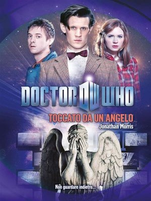 cover image of Doctor Who--Toccato da un angelo