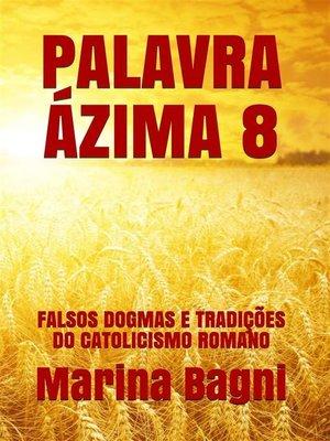 cover image of Palavra Ázima 8