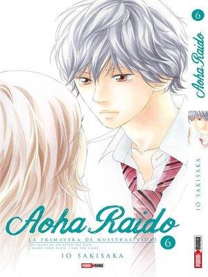 cover image of Aoha Raido 6