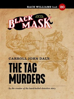 cover image of The Tag Murders
