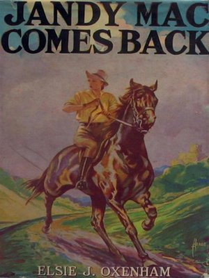 cover image of Jandy Mac Comes Back