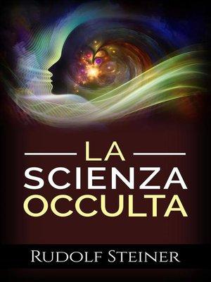 cover image of La Scienza Occulta