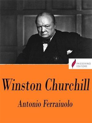 cover image of Winston Churchill