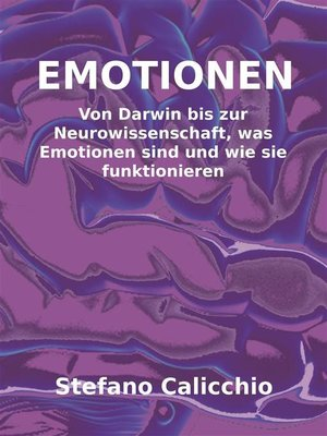 cover image of Emotionen
