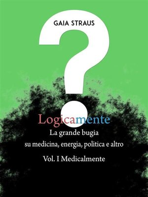 cover image of LOGICAMENTE Volume I--Medicalmente