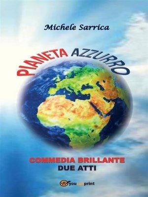 cover image of Pianeta azzurro
