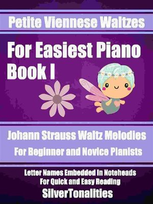 cover image of Petite Viennese Waltzes for Easiest Piano Booklet I