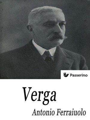 cover image of Verga
