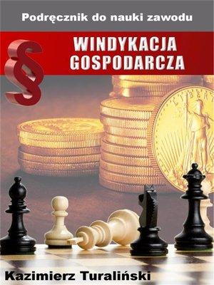 cover image of Windykacja gospodarcza