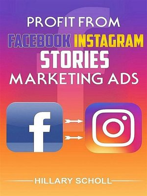 cover image of Profit from Facebook Instagram Stories Marketing Ads