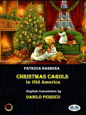 cover image of Christmas Carols In Old America