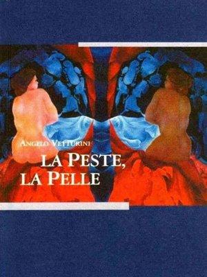cover image of La peste, la pelle