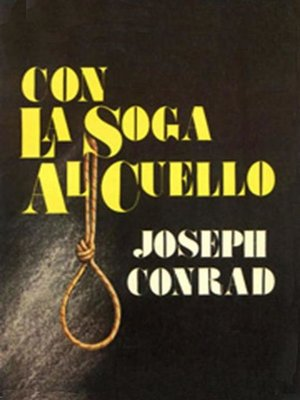cover image of Con la soga al cuello
