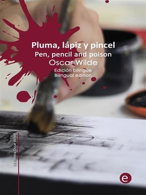 cover image of Pluma, lápiz y veneno/Pen, pencil and poison