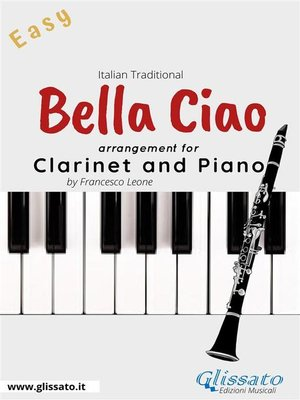 cover image of Bella Ciao--Clarinet and Piano