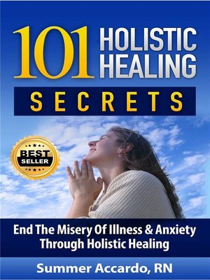 cover image of 101 Holistic Healing Secrets