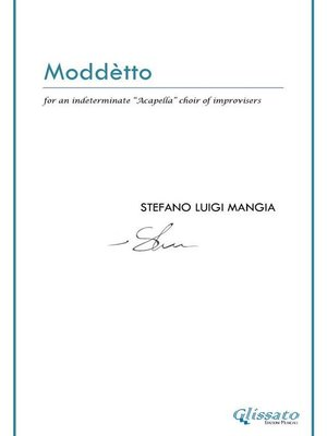 cover image of Moddètto